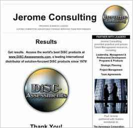 Jerome Consulting