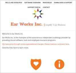 Ear Works Inc. Hearing Industry Experts