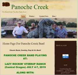 Panoche Creek Band