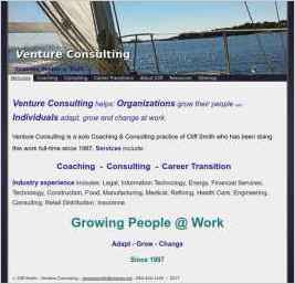 Venture Consulting - Growing People @ Work