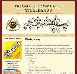 Triangle Community Steelbands