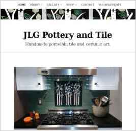 JLG Pottery and Tile