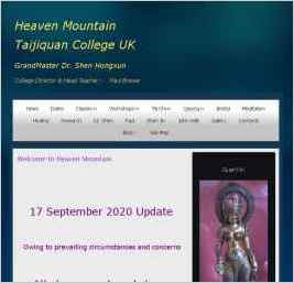 Heaven Mountain Taijiquan UK