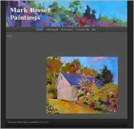 Mark Bisset Fine Art