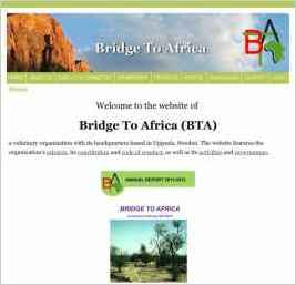 Bridge To Africa