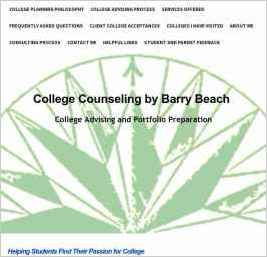 College Counseling by Barry Beach