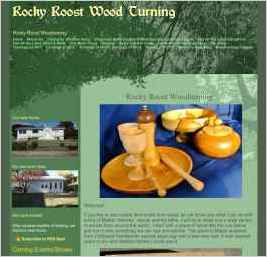 Rocky Roost Wood Turning