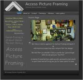 Access Picture Framing