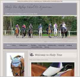 Holly Tree Riding School & Equestrian Centre