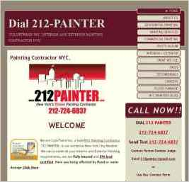 Dial 212 PAINTER