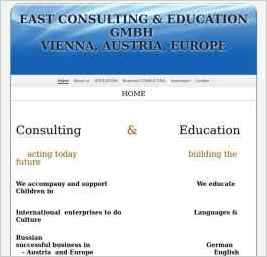 Business Consultants in Eastern Europe