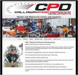 CPD Callaway Performance Developments