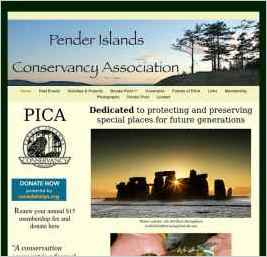 Pender Island Conservancy Association