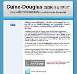 Caine-Douglas Design and Print