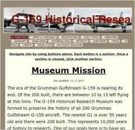 G-159 Historical Research Museum