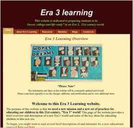 Era 3 Learning