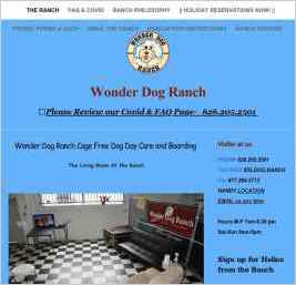 Wonder Dog Ranch