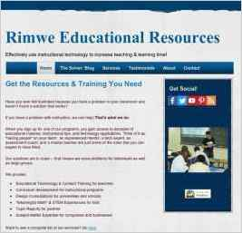 Rimwe Educational Resources