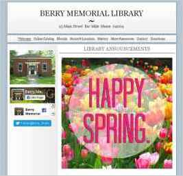 Berry Memorial Library