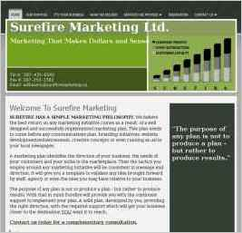 Surefire Marketing Ltd.