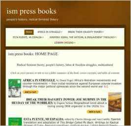 ism press books