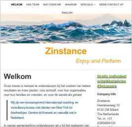 Welcome to Zinstance