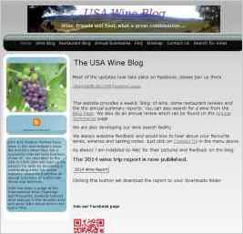 The USA Wine Blog