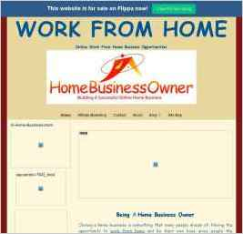 HomeBusinessOwner