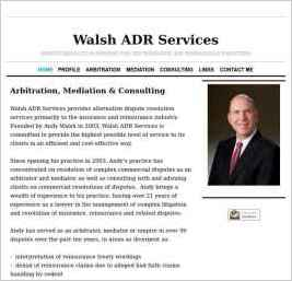 Walsh ADR Services