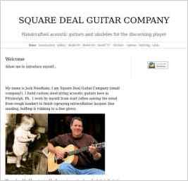 Square Deal Guitar Company