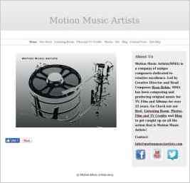 Motion Music Artists