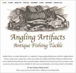 Angling Artifacts