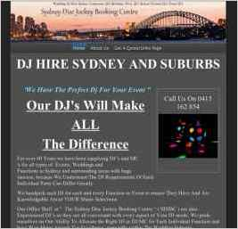 DJ Hire Sydney and Suburbs