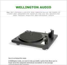 Wellington Audio