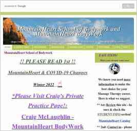 MountainHeart School of Bodywork