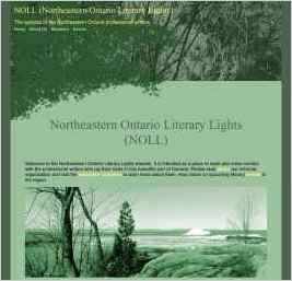 NOLL: Northeastern Ontario Literary Lights
