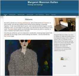 Margaret Mannion Kallen - Etchings and Drawings