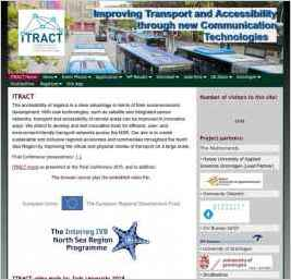 Improving Transport and Accessibility through new Communication Technologies