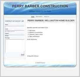 Perry Barber Construction