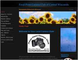 Focal Point Camera Club of Central Wisconsin