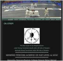 The Memphis Fencers