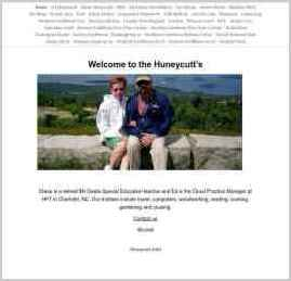 Welcome to the Huneycutts