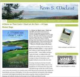 A Stone on Their Cairn / Clach air An Càrn — A Cape Breton Saga