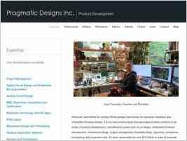 Pragmatic Designs Inc.