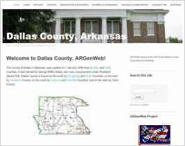 Dallas County Arkansas