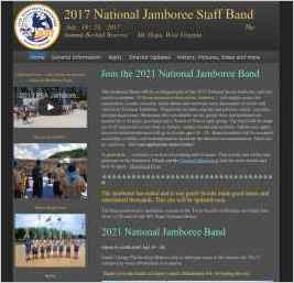 2017 National  Jamboree Band