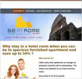 Be In Rome