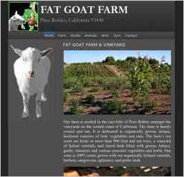 Fat Goat Farm