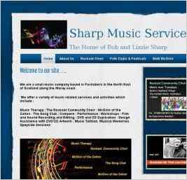 Sharp Music Services