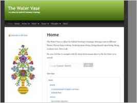 The Water Vase
